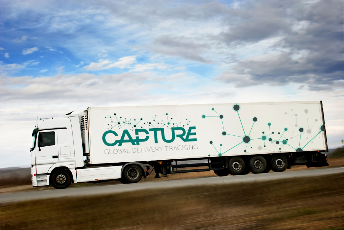 capture global delivery tracking