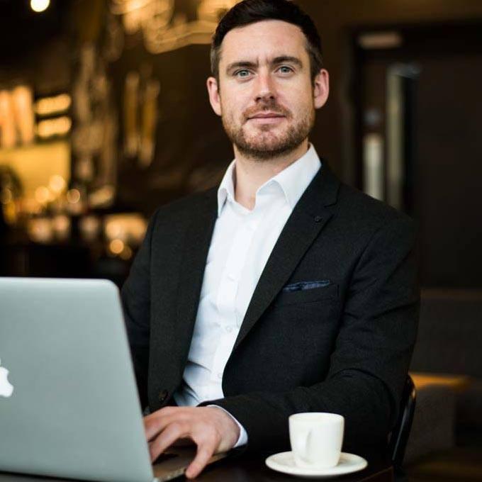 irish designer marketer Paul Feeney